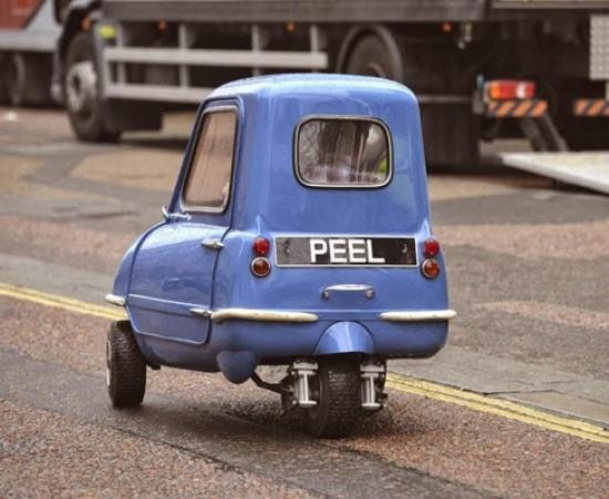 ��� ����� Peel P50 , ���� ����� ����� �� ������