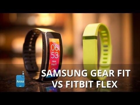 �������� ������ ��� ���� Gear Fit � Fitbit Flex