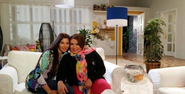 صور لاميتا فرنجية في مسلسل تذكرة داوود في رمضان 2014