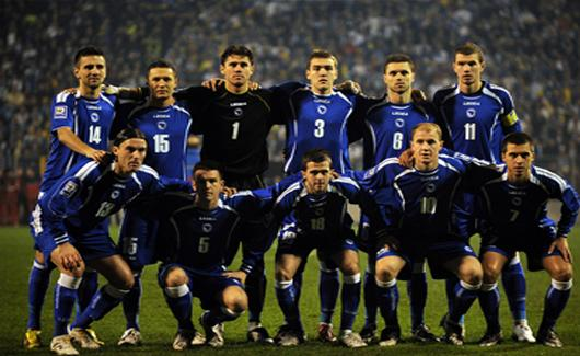 ��� ����� ������� ������� �� ��� ������ 2014 , Bosnia and Herzegovina team
