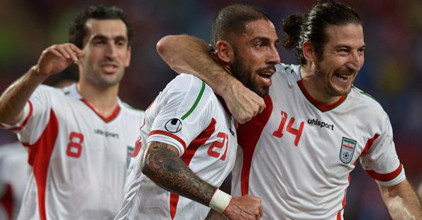 ��� ������� �������� �� ��� ������ 2014 , Iran team