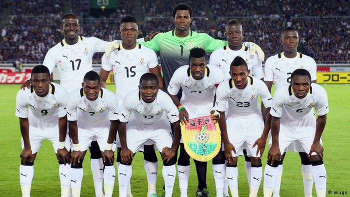 ��� ������� ������ �� ��� ������ 2014 , Ghana Team