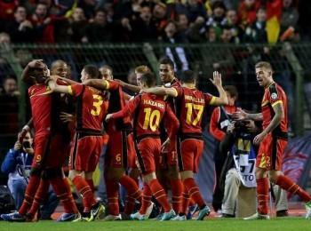 ��� ������� �������� �� ��� ������ 2014 , Belgium Team