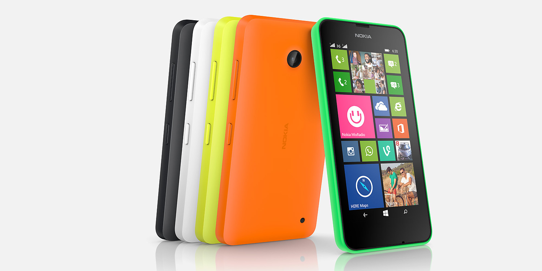 ��� �������� ���� Nokia Lumia 630 Dual SIM