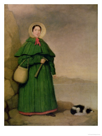 Mary Anning's 215th Birthday today 21-5-2014