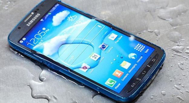�������� ������� ������� ���� ������ �� 4 ����� Galaxy S5 Active