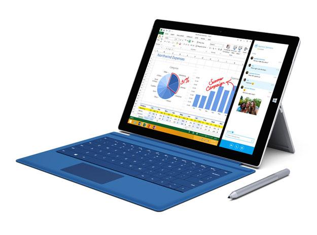 ��� �������� ���� ���� ����� ��� 3 Surface Pro