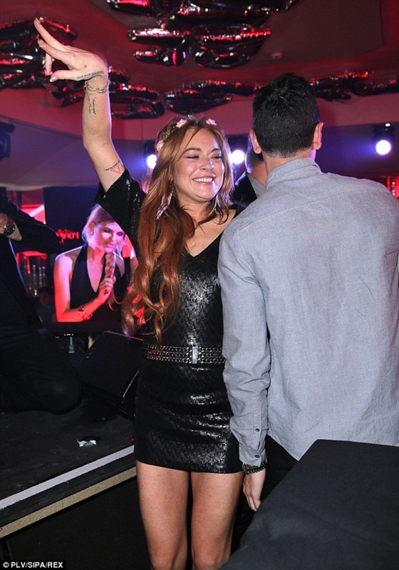 ��� ��� ������ ����� �� ��� VIP Room party