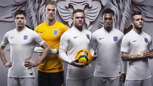 أرقام قمصان لاعبي المنتخب الانجليزي في كأس العالم 2014 بالبرازيل