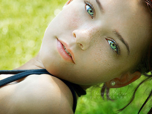 ��� ���� ������ ����� 2014 , ���� ���� ��� 2015 , Girl with Green Eyes