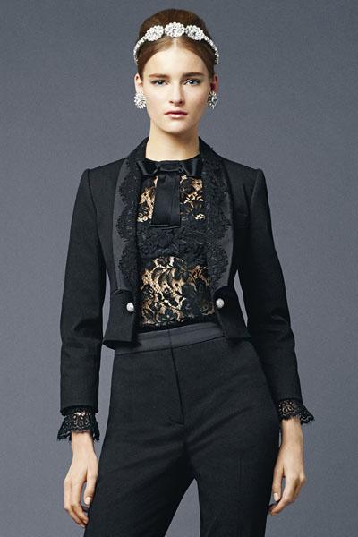 ��� ����� ������� ������ ����� ����� ���� 2014 Dolce & Gabbana SS