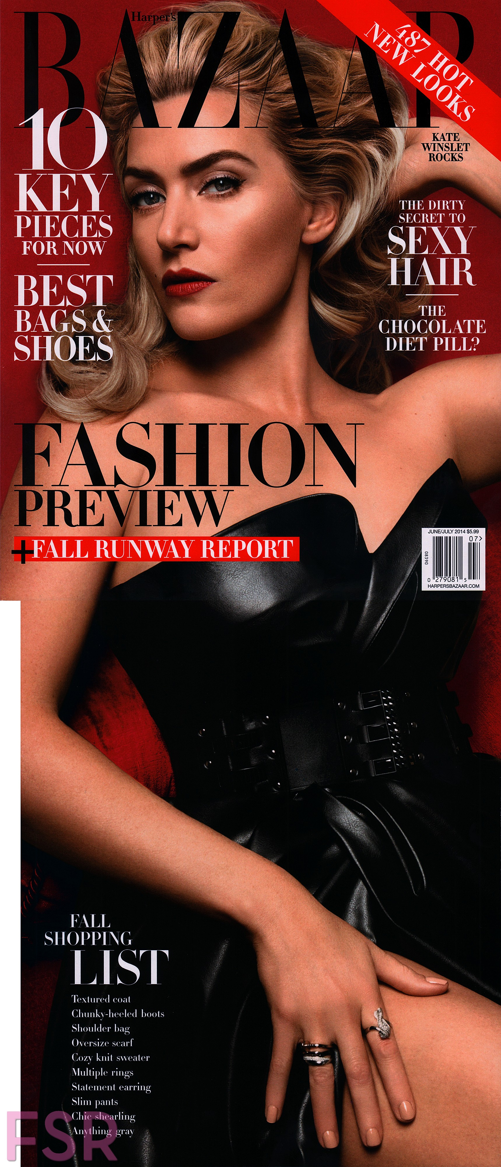 ��� ��� ������� ��� ���� Harper Bazaar ��������� ����� 2014