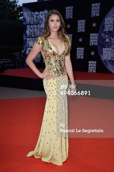��� ���� ������ �� ��� World Music Awards 2014