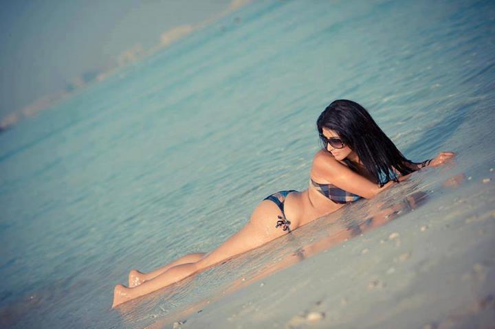 صور عارضة الازياء رانيا جمال 2015 , أحدث صور رانيا جمال 2015 Rania Gama