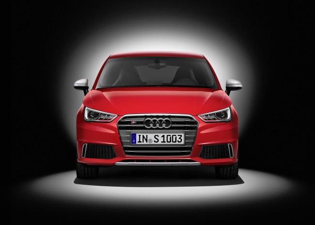 ��� �������� ���� ����� ���� �� 1 � 2015 Audi S1
