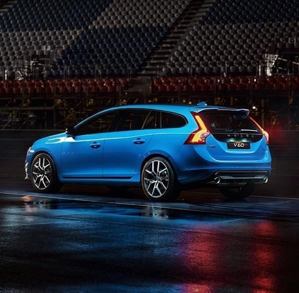 ��� �������� ���� ����� ����� �� 60 �������� 2015 Volvo V60 Polestar