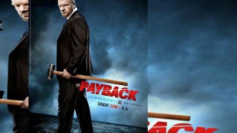 نتائج عرض المصارعة الإنتقام باي باك pay back 2014