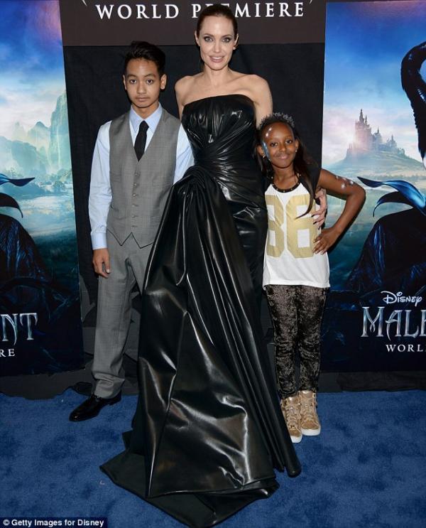 ��� ������� ���� �� ��� ��� ���� Maleficent �� ������� 2014