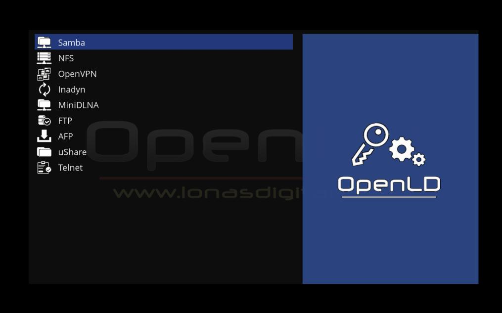 Open LD 1.4 for VU+ Uno