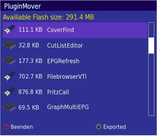 ����� ���� PluginMover 0.1