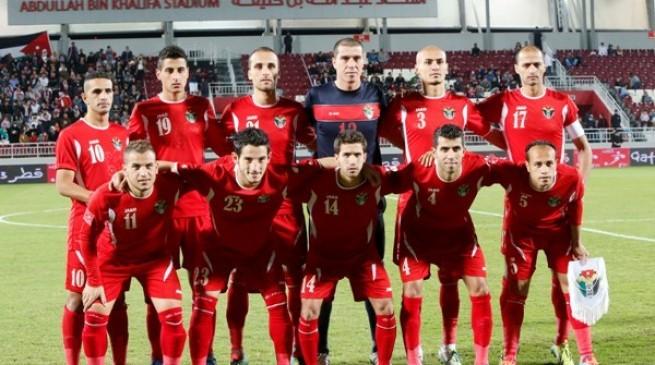 تشكيلة المنتخب الاردني مباراة كولومبيا 290537_dreambox-sat.