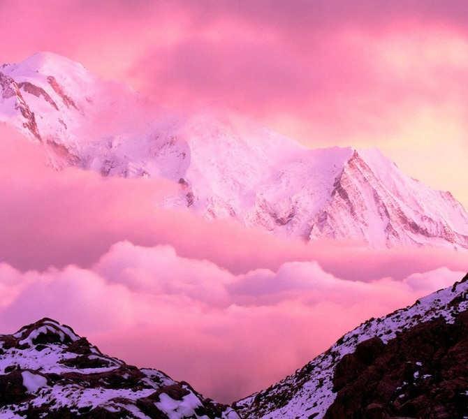 صور خلفيات جبال لسطح المكتب 2014 , صور جبال عليها ثلج 2014 , صور طبيعة و جبل 2015