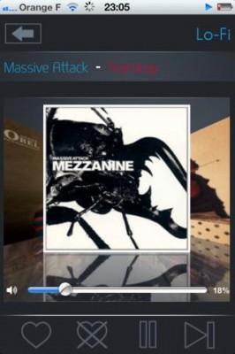 تحميل تطبيق Musicovery Player لأجهزة الايفون والاندرويد 2014