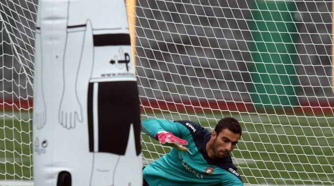 صور تدريبات المنتخب البرتغالي النهائية استعدادا لكأس العالم 2014