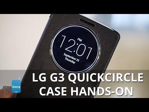 �������� ������� ������ LG G3 QuickCircle