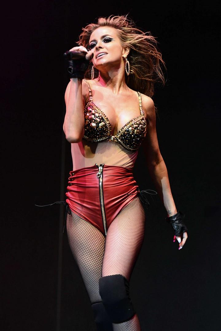 ��� ���� ����� ������ �� Elevate Concert Series , ��� ����� ������ 2015 Carmen Electra