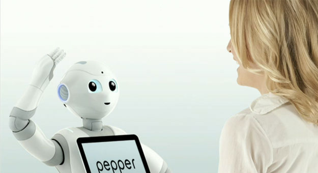 �������� Pepper ��� ����� ���� ������� ������� ��� ���� ����
