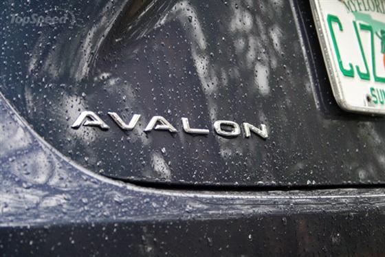 ��� ����� ������ Avalon ����� 2014 ����� V6