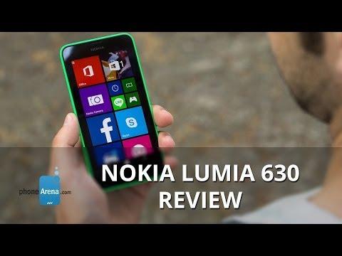�������� ������� ������� ���� Nokia Lumia 630
