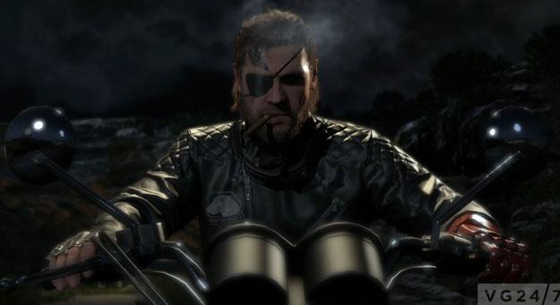 �������� ����� ���� Metal Gear Solid 5 �������