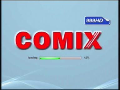 ������� comix 999hd