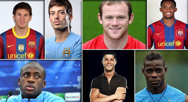 ������ ���� ����� ������� ��� ������ 2014 best world cup players