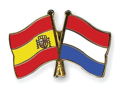 توقيت وموعد مباراة اسبانيا وهولندا