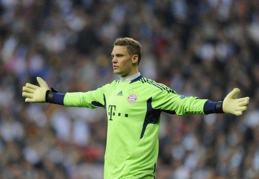 ��� ������ ������ ���� �� ��� ������ 2014 Manuel Neuer