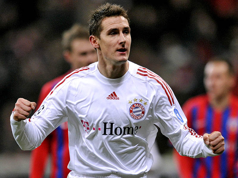 ��� ������ �������� ����� �� ��� ������ 2014 Miroslav Klose