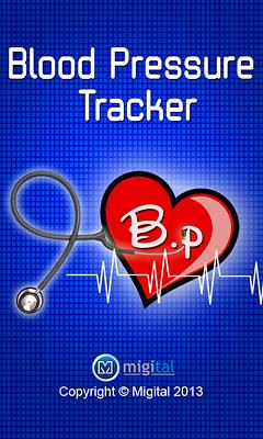 تحميل تطبيق Blood Pressure Tracker Lite لأجهزة الاندرويد 2014