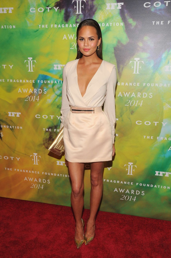 ��� ����� ����� �� Fragrance Foundation Awards in NYC
