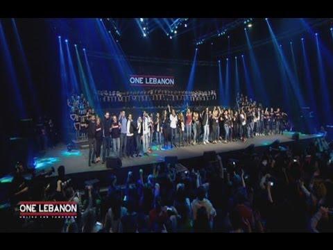 ����� ������ One Lebanon ��� ���� mtv lebanon ����� 18-6-2014