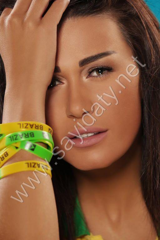 ������ ����� ������ ���� �������� �� ��� ������ 2014 , ���� ��� ����� ������ 2015 Nadine Al-Rassy