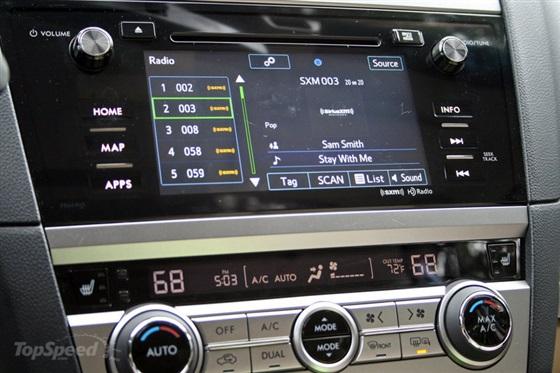 سيارة سوبارو Legacy موديل 2015