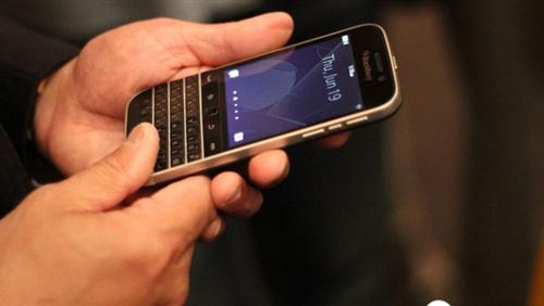 ��� �������� ���� Blackberry Passport ������