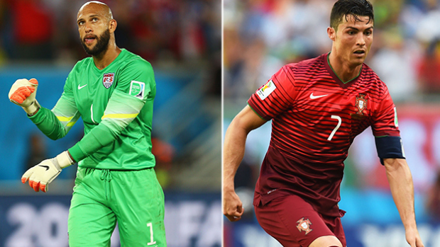 Portugal Vs USA World Cup Sunday 22/6/2014