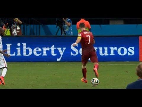 اهداف مباراة البرتغال وامريكا اليوم