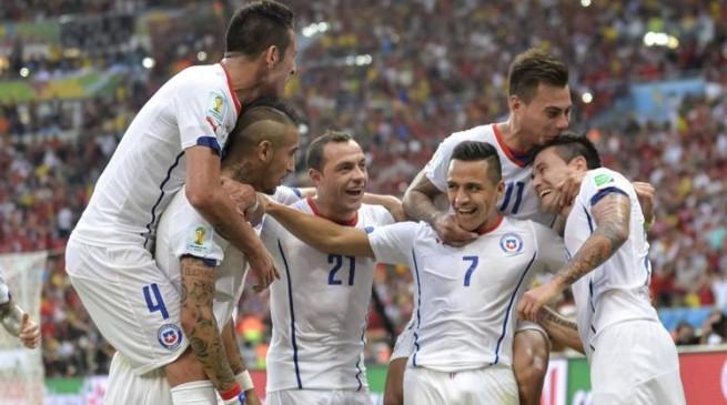 تشكيلة مباراة هولندا و تشيلي في كأس العالم اليوم الاثنين 23-6-2014
