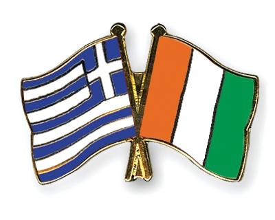 توقيت مباراة اليونان و ساحل العاج مع القنوات الناقله اليوم الثلاثاء 24/6/2014