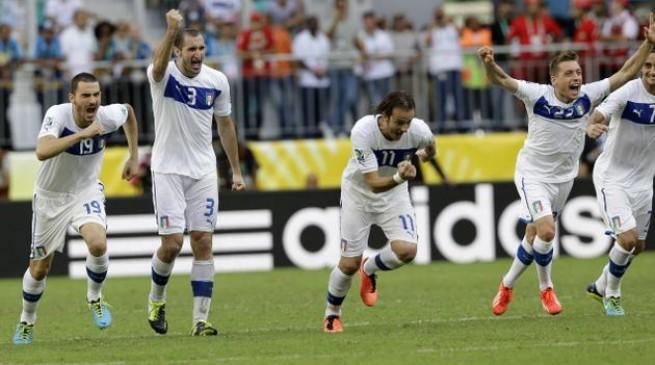 نقاط الضعف والقوة عند المنتخب الإيطالي قبل مواجهة الأوروجواي